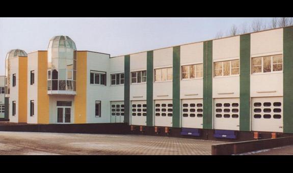 Ausstellungscenter van de Loo ROLADOR