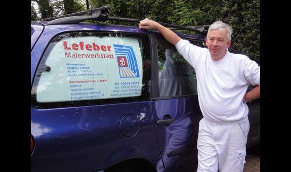 LEFEBER MALERWERKSTATT