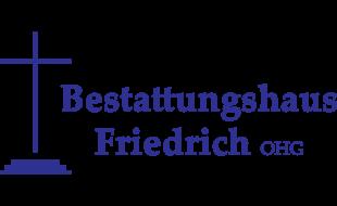 Logo von Bestattungshaus Friedrich OHG