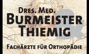 Bild zu Dres. med. Kersten Thiemig & Harald Burmeister - Fachärzte für Orthopädie in Berlin