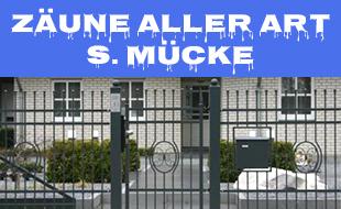 Bild zu Mücke, S., Inh. Marco Riemer - Zäune aller Art in Hennigsdorf