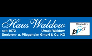 Logo von Haus Waldow Senioren- u. Pflegeheim GmbH & Co. KG