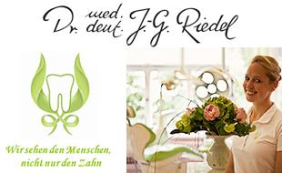 Logo von Riedel Jasmina-Graziella Dr. med. dent.