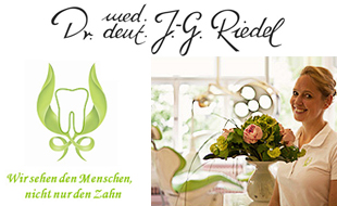Bild zu Riedel Jasmina-Graziella Dr. med. dent. in Berlin
