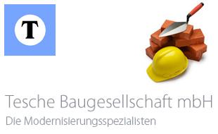 Logo von Tesche Baugesellschaft mbH