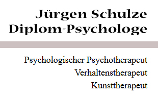 Bild zu Schulze Jürgen Dipl.-Psych. in Berlin