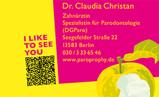 Bild zu Christan, Claudia, Dr. - Zahnärztin in Berlin