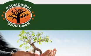 Logo von Baumdienst Uzun GmbH