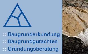 Logo von Baugrundbüro Wenzel - Baugrunderkundung Baugrundgutachten Gründungsberatung