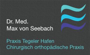 Bild zu Seebach Max von Dr. med. in Berlin