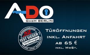 Logo von ADO GmbH Berlin