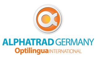 Logo von ALPHATRAD Berlin Übersetzungsbüro