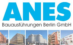 Logo von ANES Bauausführungen Berlin GmbH