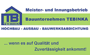 Bild zu Bauunternehmen TEBINKA Hochbau - Ausbau - Bauwerksabdichtung in Birkenwerder