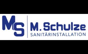 Logo von M. Schulze Sanitärinstallation
