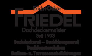 Logo von Dachdeckerei Friedel GmbH & Co.