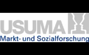 Logo von USUMA GmbH Markt- und Sozialforschung