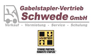 Logo von Gabelstapler-Vertrieb Schwede GmbH