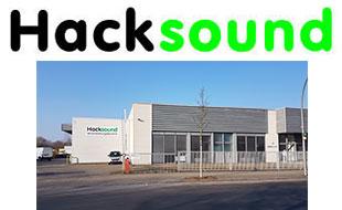 Logo von Hacksound Veranstaltungstechnik