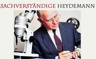 Logo von Heydemann Jürgen