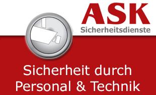 Logo von ASK-Sicherheitsdienste