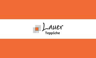 Logo von Lauer Teppiche