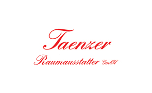 Logo von Taenzer Raumausstatter GmbH Ulrich