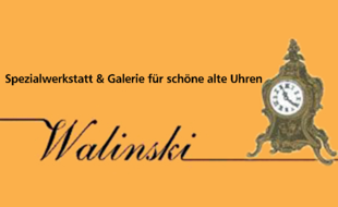 Bild zu Walinski - Spezialwerkstatt & Galerie für schöne alte Uhren in Potsdam