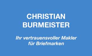 Logo von Burmeister, Christian -  Philatelie e. K.