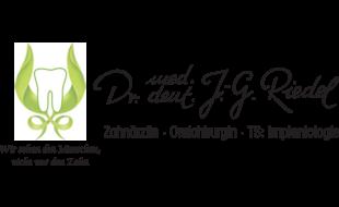 Bild zu Riedel Jasmina-Graziella Dr.med.dent. in Berlin