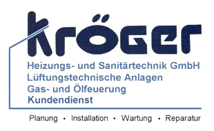 Logo von Kröger Heizungs- und Sanitärtechnik GmbH