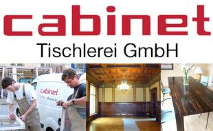 Bild zu cabinet Tischlerei GmbH in Berlin