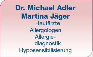 Logo von Adler, Michael, Dr. und Dr. Martina Jäger