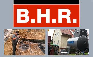 Logo von B.H.R. Generalunternehmer für Behälter und Heizungsbau UG (haftungsbeschränkt)