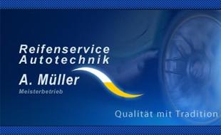 Bild zu Reifenservice Autotechnik Andreas Müller GmbH in Berlin