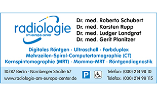 Bild zu Radiologie am Europa-Center in Berlin