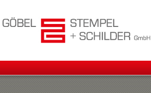 Logo von Göbel Stempel + Schilder GmbH