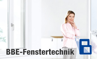Logo von BBE Fenstertechnik - PVC-Fenster - Fassaden - Haustüren