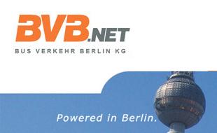 Logo von BVB Bus Verkehr Berlin KG