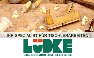 Logo von Lüdke Bau- und Möbeltischlerei GmbH