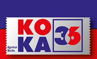 Logo von Agentur Berlin KOKA 36