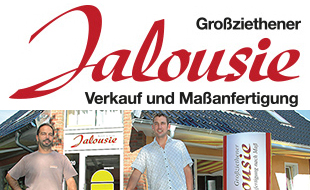 Logo von Großziethener Jalousie Inh. Karsten Schmiedeberg