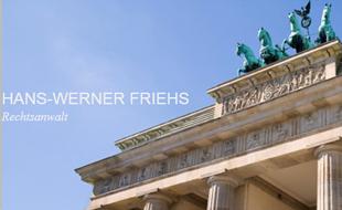 Bild zu Friehs Hans-Werner in Berlin