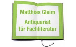 Bild zu Antiquariat für Fachliteratur Matthias Gleim in Berlin