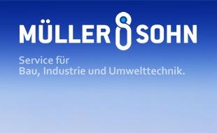 Logo von Müller & Sohn Energietechnik und Spezialmontagen GmbH