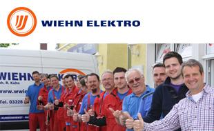 Logo von Wiehn Elektrobau GmbH, W.