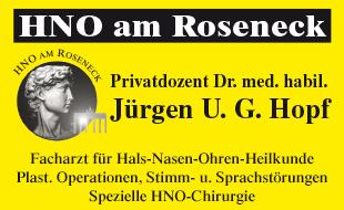 Logo von Hopf Jürgen U. G. Dr. med. habil.