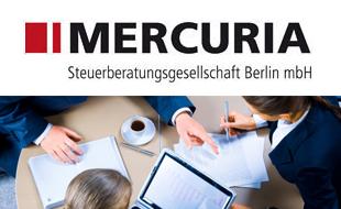 Logo von MERCURIA Steuerberatungsgesellschaft Berlin mbH