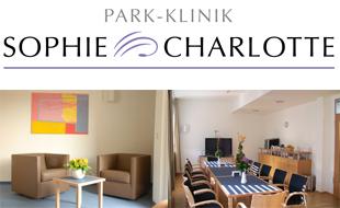 Logo von Park-Klinik Sophie Charlotte
