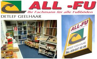 Bild zu All-Fu Ihr Fachmann für alle Fußböden, Inh. Detlef Geelhaar in Ahrensfelde bei Berlin